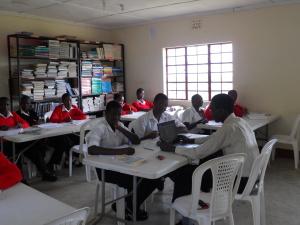 Educate Girls in Kenya 1