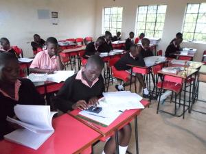Educate Girls in Kenya 2