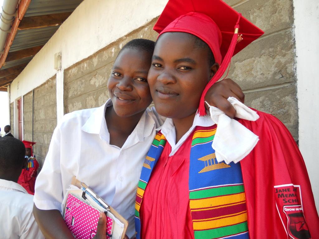 Educating Girls in Kenya Africa