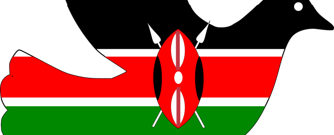 Kenyan Peace Dove