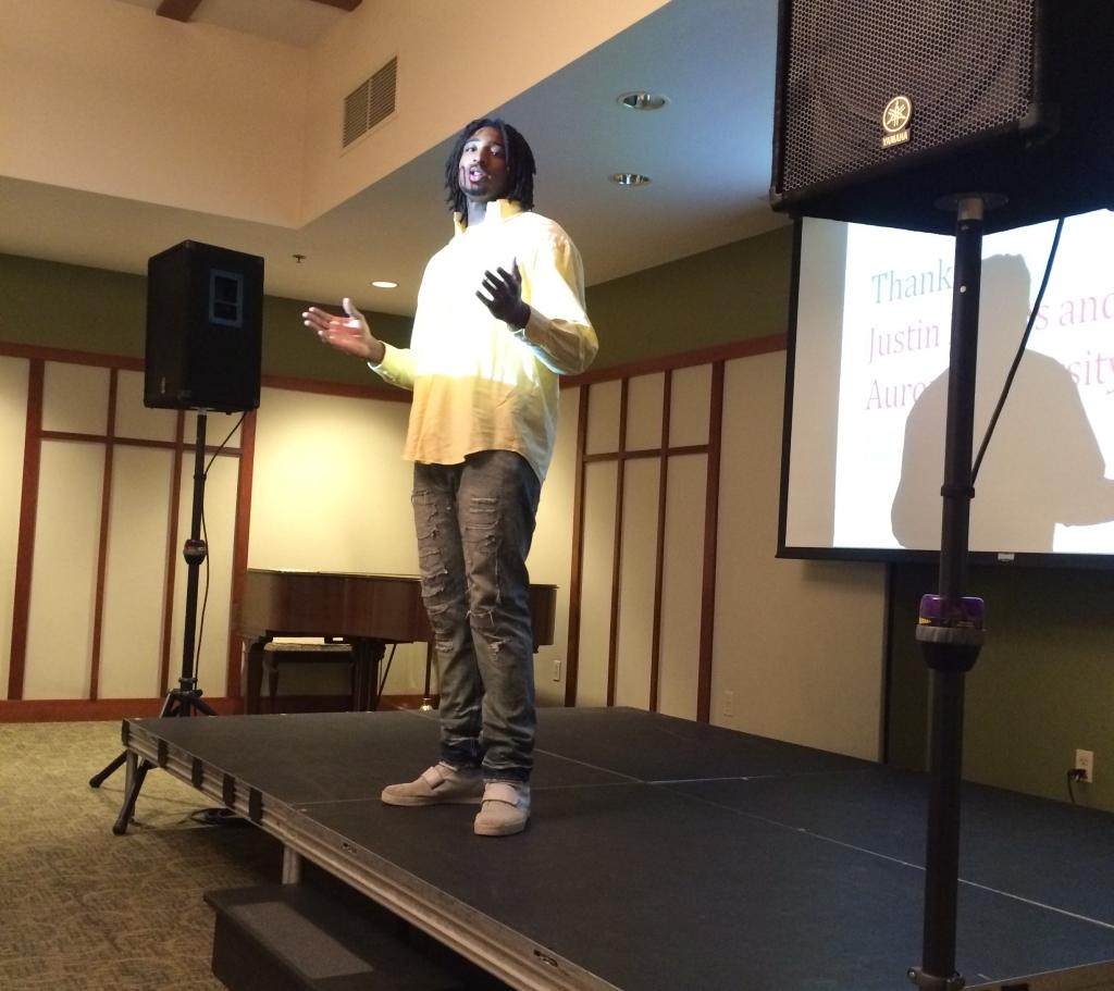 Aurora University Senior Organizes Fundraiser for JAMS